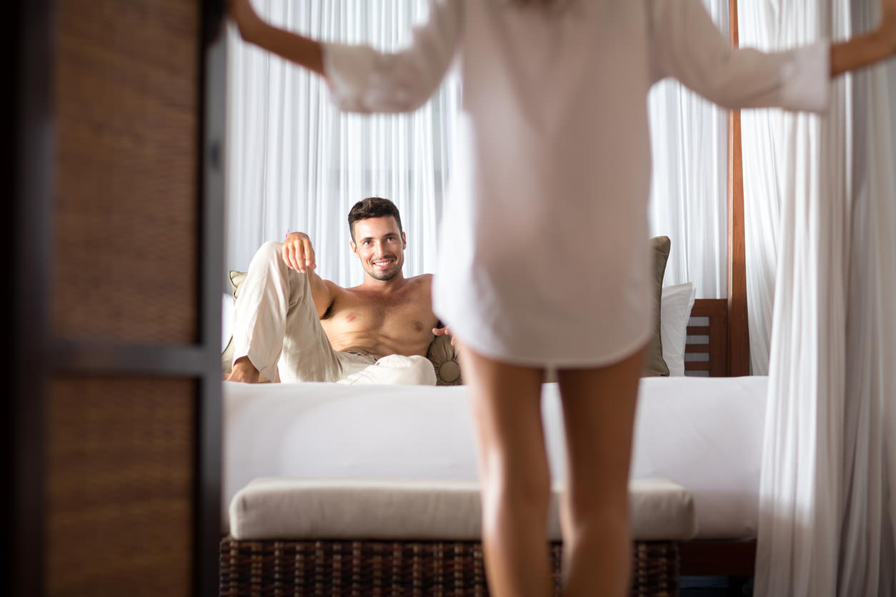 félelmetes női orgazmus