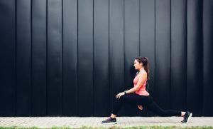 Intenset hiit edzés szálkásítás