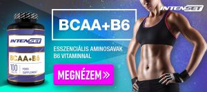 Intenset bcaa + b6 vitamin